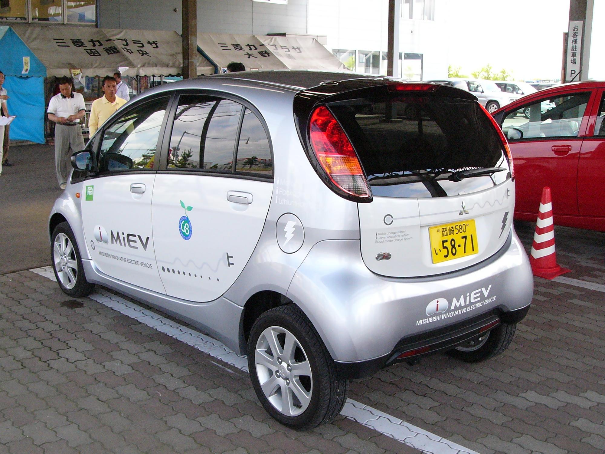 2008/07/13 三菱iMeEV(2)