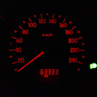2008/07/22 ルーテシア 63,333km