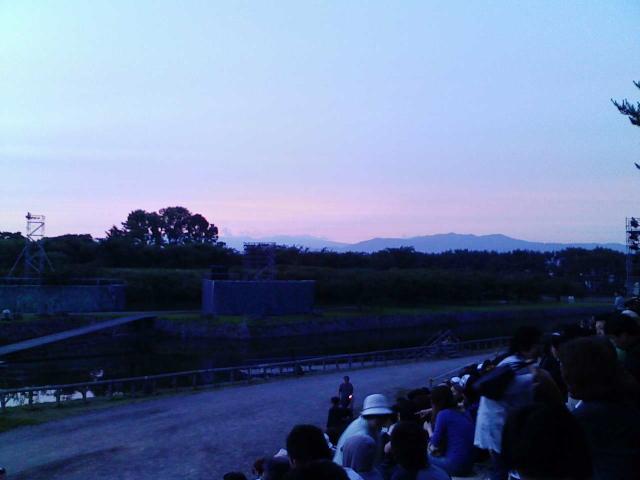 2008/07/26 野外劇 開幕前