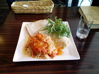 2008/10/04 Old new cafe