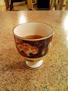 2009/01/24「珈琲物語」焙じ茶