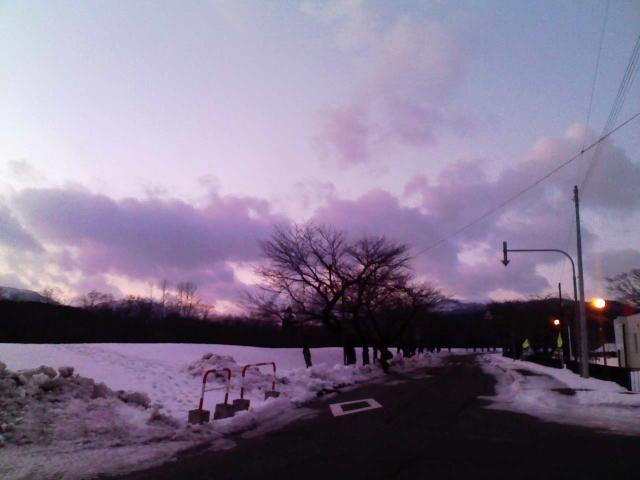 2009/02/01 大野川河畔