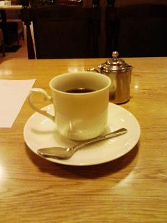 2009/02/01 「巴山」コーヒー