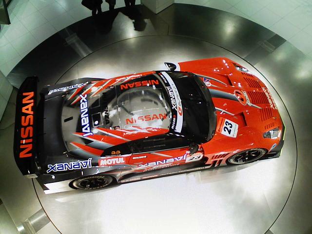 2009/03/08 日産GT-R SGT仕様 日産札幌ギャラリー