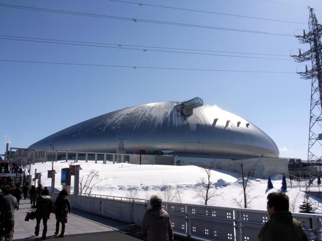 2009/03/08 札幌ドーム