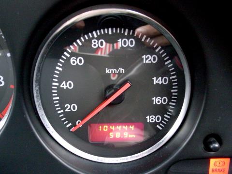 2009/03/22 FD3S 104,444km