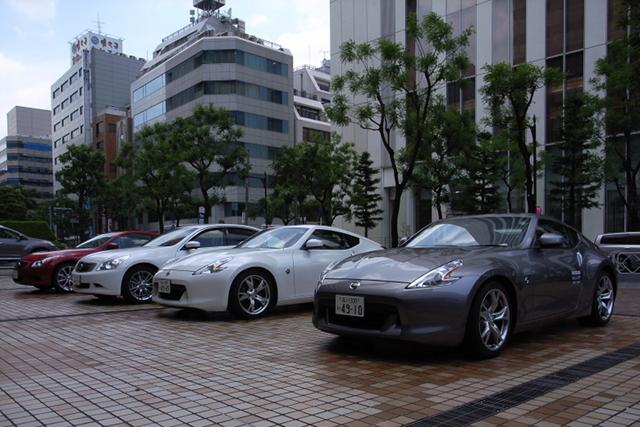 2009/05/23 日産本社ギャラリー前