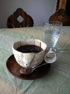 2009/05/02 鹿部町「夢紀行」深煎りコーヒー