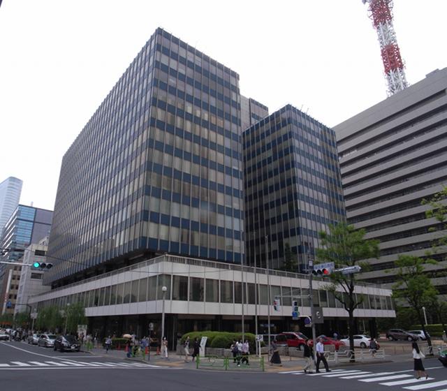 2009/05/10 日産本社ビル