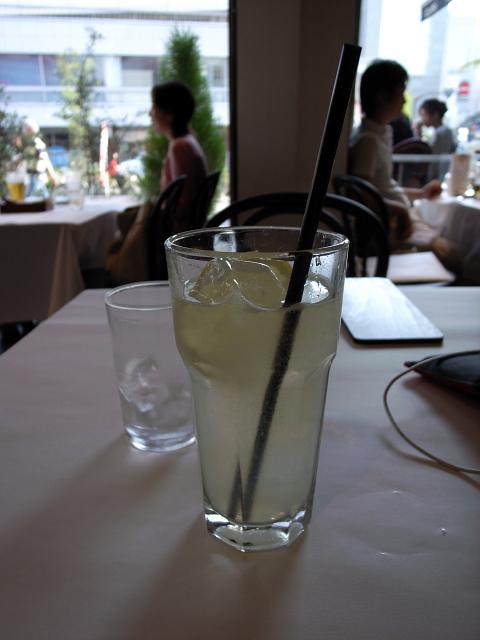 2009/05/10「SCORPIONE STAZIONE」レモンソーダ