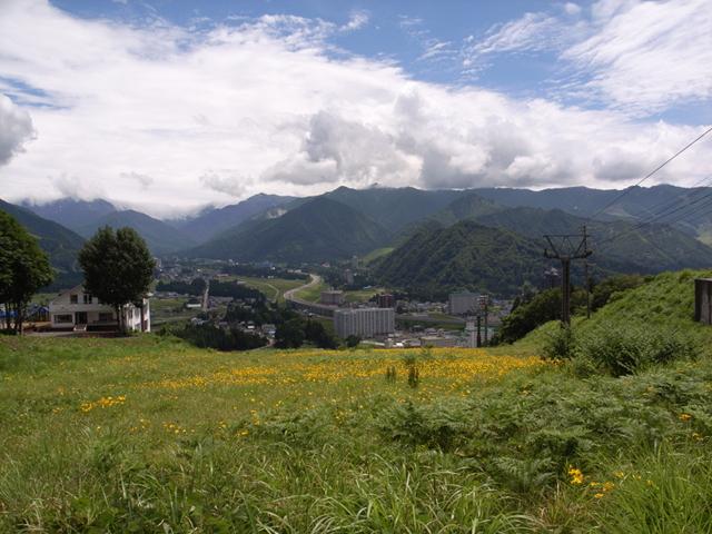 2009/06/21 湯沢 岩沼スキー場