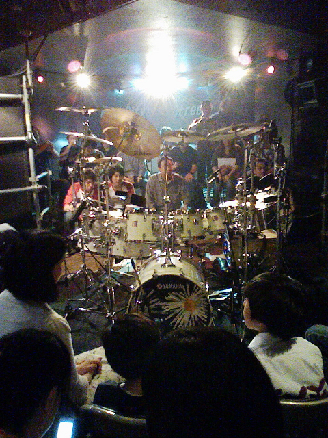 2009/07/05 BAY CITY's STREET神保彰コンサート開演前