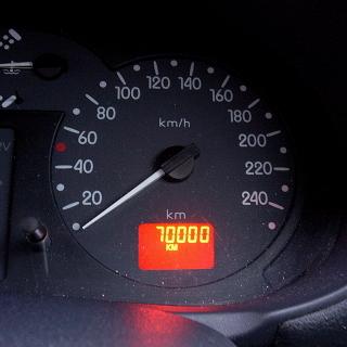 2009/07/04 BK4J 70,000km