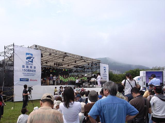 2009/08/08 DREAMBOX150 開会セレモニー