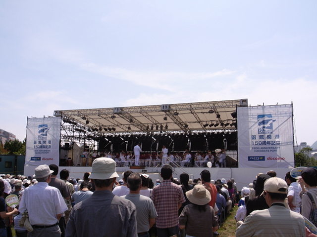 2009/08/08 DREAMBOX150 海上自衛隊東京音楽隊演奏会
