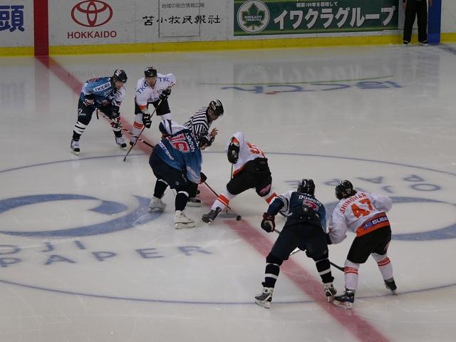 2006/09/20 OJI-NIB 1Pフェイスオフ