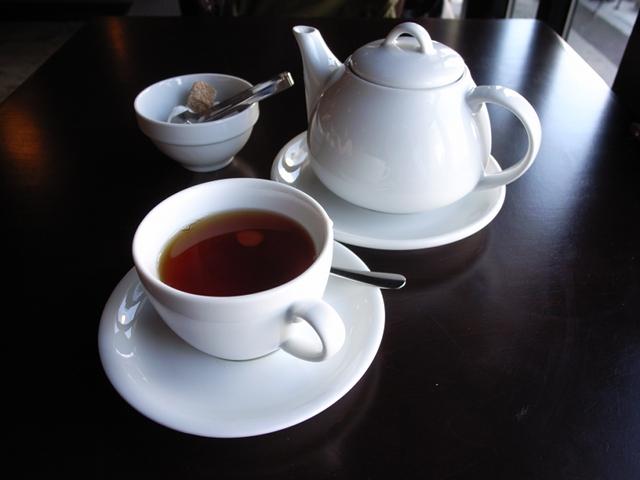 2009/09/22 TACHIKAWA CAFE 紅茶