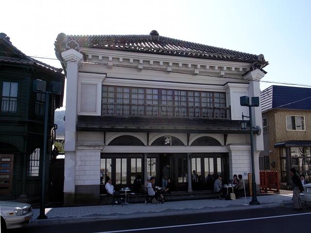 2009/09/22 TACHIKAWA CAFE 外観