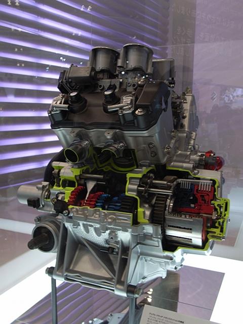 2009/11/01 ホンダVFR1200F(2)