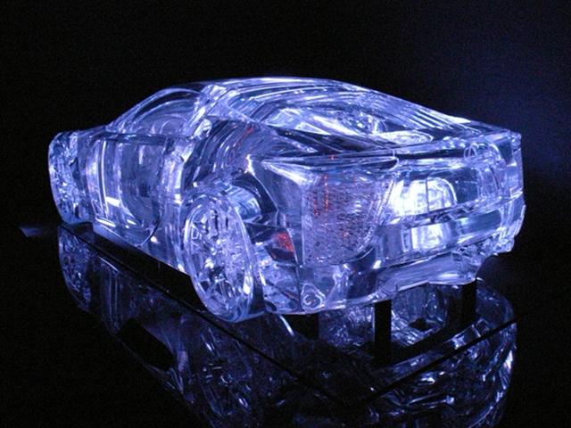 2009/11/01 レクサスLFA アクリルオブジェ(2)