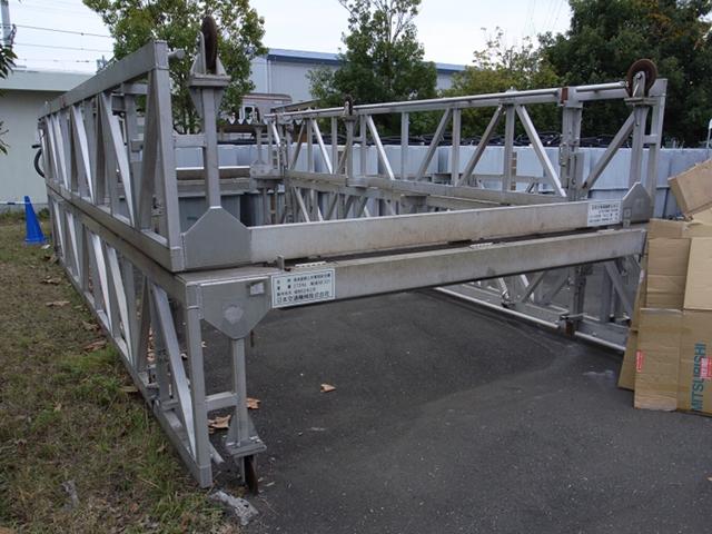2009/12/05 東京メトロ 車体屋根上作業用安全柵