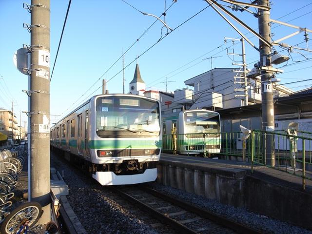 2009/12/20 東我孫子駅