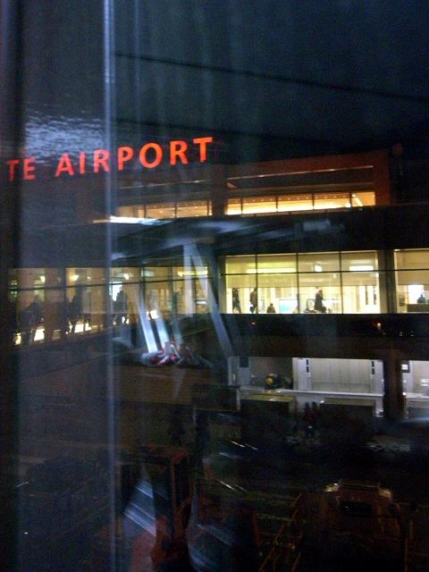 2009/12/29 函館空港ターミナル
