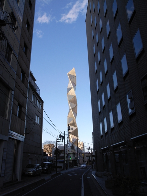 2010/01/10 Art Tower Mito(2)