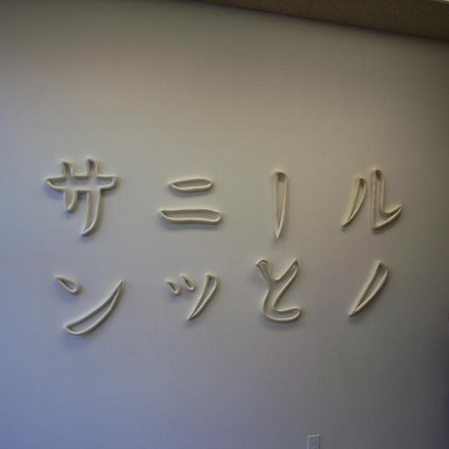 2010/01/24 ルノーとニッサン 壁面