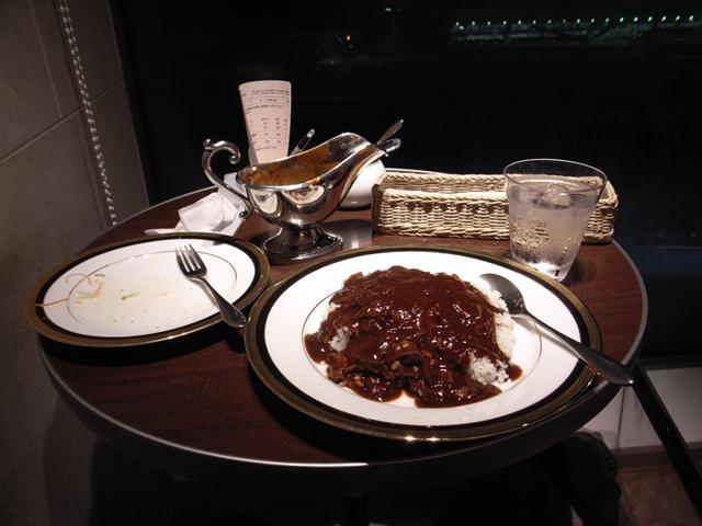 2010/02/06 丸善本店 ハヤシライス(2)