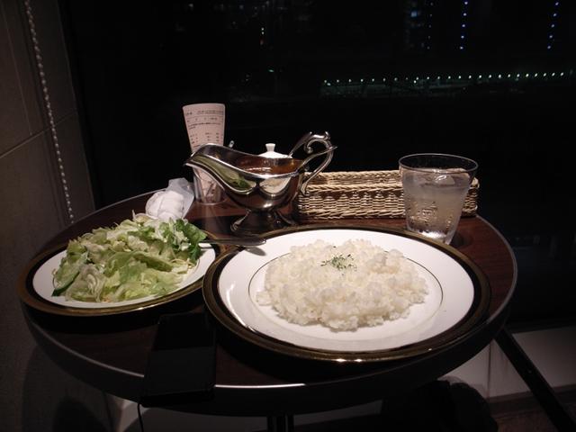 2010/02/06 丸善本店 ハヤシライス(1)