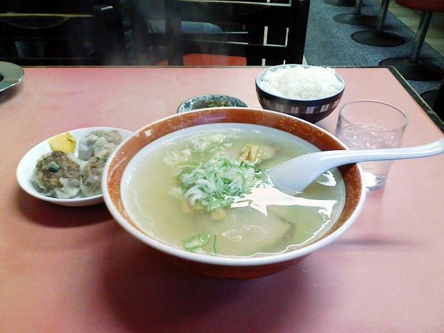 2010/02/28 「鳳蘭」定食