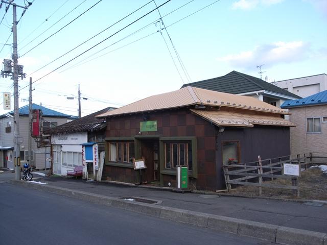 2010/03/22「カフェ シュガー」外観
