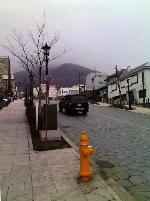 2008/03/26 きょうの八幡坂