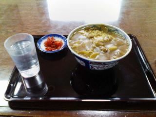 2008/04/08 東京庵 カレー丼
