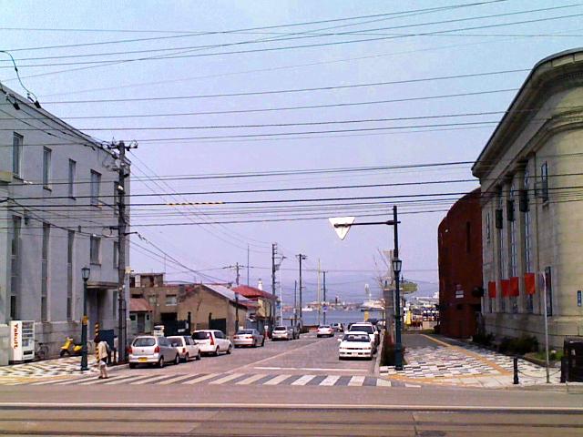 2008/04/23 きょうの八幡坂