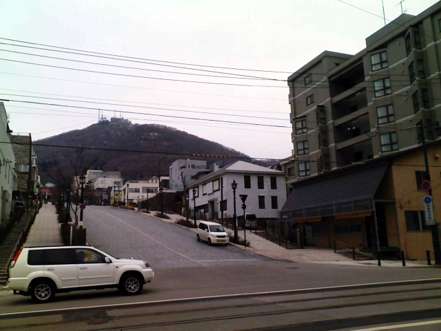 2008/03/20 きょうの八幡坂
