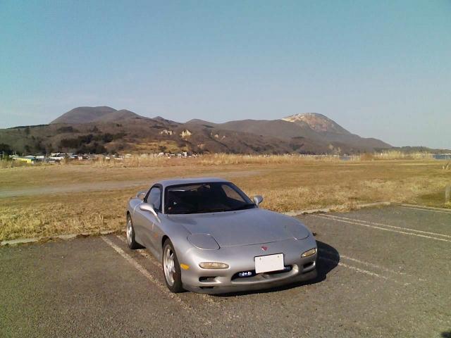 2010/04/04 FD3S 道の駅 なとわえさん