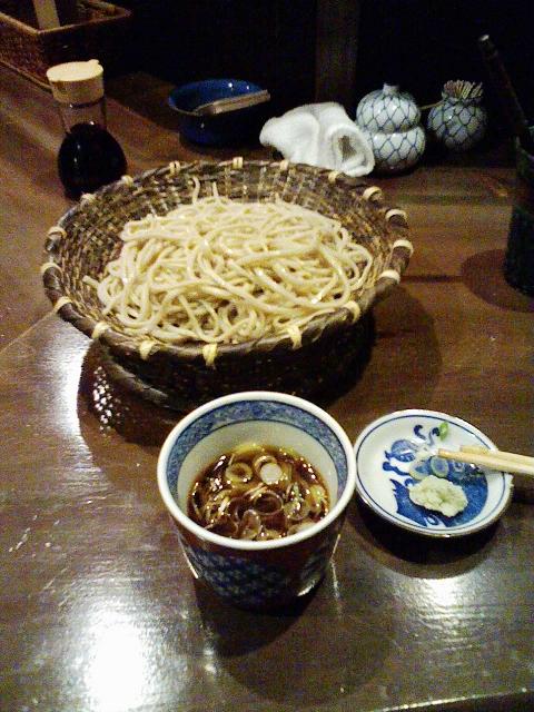 2010/05/03 「きたわせ」もり蕎麦