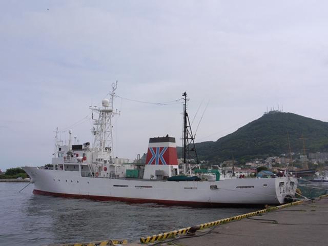 2010/07/11 水産庁「しんりゅう」