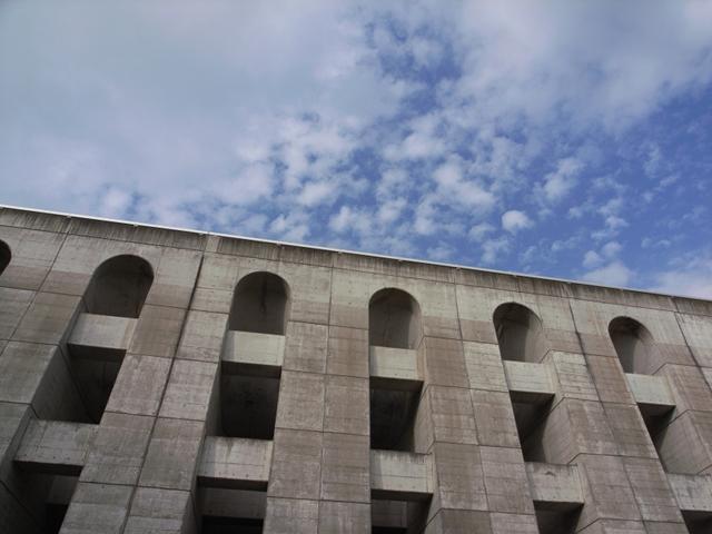 2010/08/21 笹流ダム上空の雲