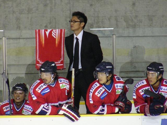 2010/09/05 王子ベンチ
