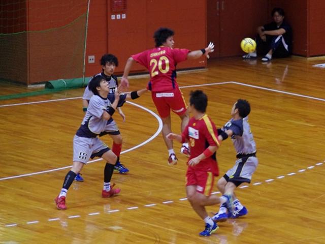 2010/09/11 JHL大崎電気対北陸電力 後半(3)
