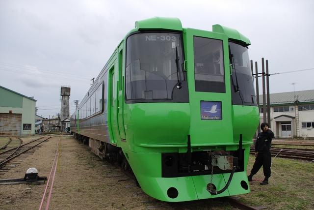 2010/10/09 JR北海道 クハ784-303