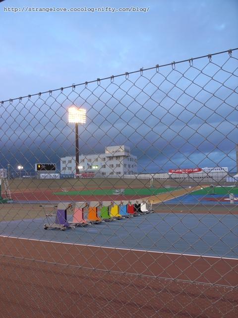 2011/05/02 函館競輪8R出走前