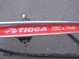 2011/05/02 TIOGA リムテープ