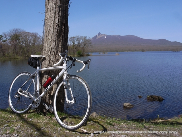 2011/05/15 Speedster 大沼湖畔にて