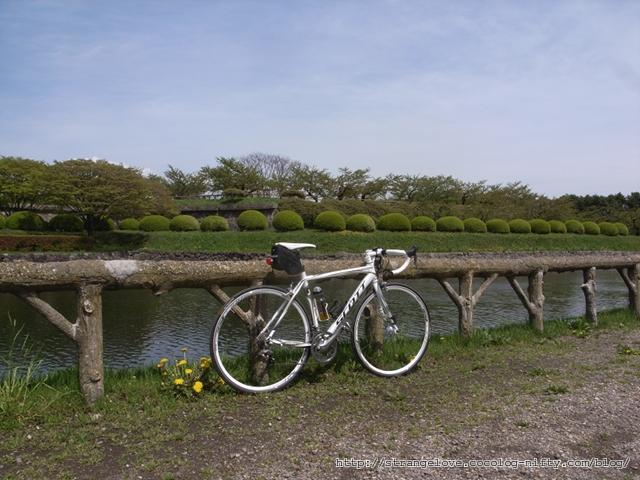 2011/05/22 Speedster S20 五稜郭公園にて
