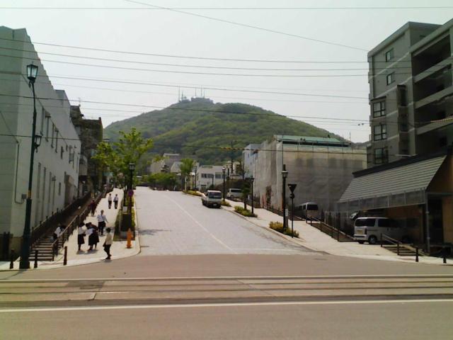 2008/05/22 きょうの八幡坂