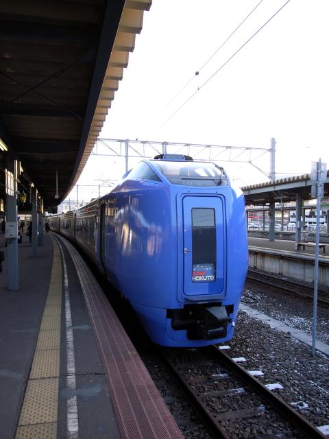 2009/03/08 S北斗1号 函館駅